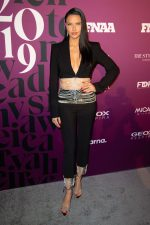Adriana Lima In Area   @ 2019  Footwear News Achievement Awards