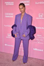 Alicia Keys In  Prabal Gurung @ The 2019 Billboard Women In Music Event