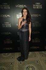 Andie MacDowell In Azzaro @ 2019 L'Oreal Paris Women Of Worth Awards