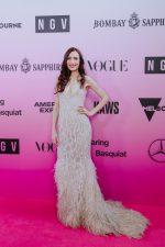 Lizzy Jagger In  Paolo Sebastian @   2019 NGV Gala In Melbourne, Australia