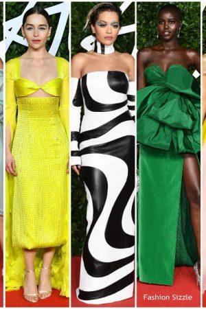 best-dressed-2019-british-fashion-council-awards-redcarpet