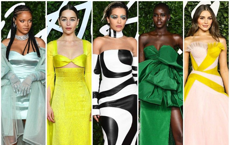best-dressed-2019-british-fashion-council-awards-redcarpet