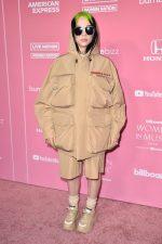 Billie Eilish In Prada Uomo  @ The 2019 Billboard Women In Music Event