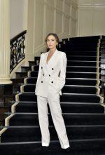 Victoria Beckham Rocks Suit @  Ellen Degeneres Show
