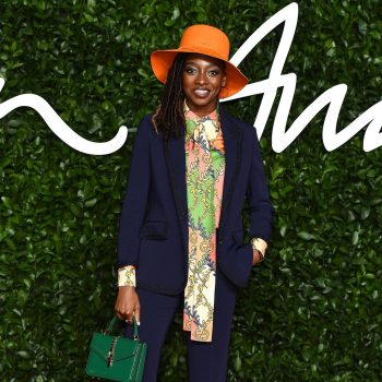 little-simz-in-gucci-2019-british-fashion-awards