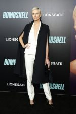"Charlize Theron In  Dior Haute Couture @  ""Bombshell"" Screening in New York City"