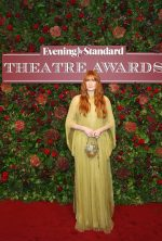 Florence Welch  In Gucci @  2019 Evening Standard Theatre Awards In London