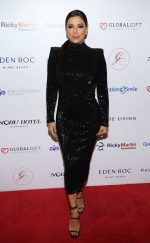 Eva Longoria In Abyss by Abby @ 2019 Global Gift Gala in Miami