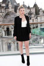"Florence Pugh In Marco De Vincezo @  ""Little Women""  London Photocall"