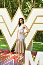 Gal Gadot  In Givenchy @  Wonder Woman Photocall in Sao Paulo