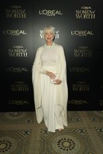 Helen Mirren In The Row  @ 2019 L'Oreal Paris Women Of Worth Awards