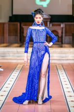 Richard Q Designs On The Runway @ Beauty Fashion Week 2019