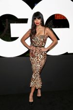 Jameela Jamil In Greta Constantine  @  2019 GQ Men of the Year