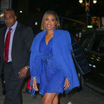 jennifer-hudson-in-blue-design-
