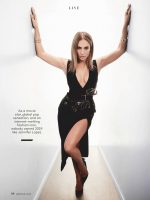 Jennifer Lopez Covers  Glamour South Africa January/Febryary 2020 Issue