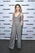 Julianne Hough In  Tommy Hilfiger Now X Zendaya  @  SiriusXM Studios In New York