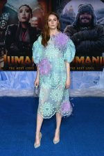 Karen Gillan In  Prabal Gurung  @ 'Jumanji: The Next Level' LA Premiere