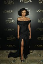 Kat Graham In  Vivienne Westwood @  2019 L'Oreal Paris Women Of Worth Awards
