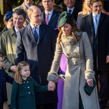 catherine-duchess-of-cambridge-in-gray-coat-christmas-day-church-service-2019