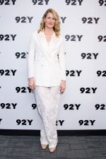 Laura Dern In Ermanno Scervino  @  92Y Speaker Series in New York