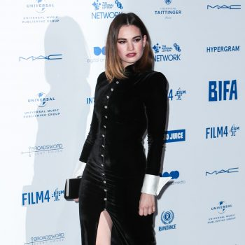 lily-james-in-alessandra-rich-2019-british-independent-film-awards