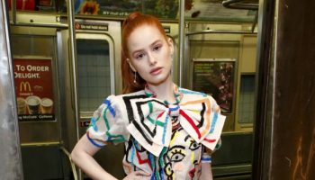 madelaine-petsch-in-moschino-moschino-prefall-2020-runway-show-in-brooklyn