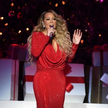 mariah-carey-in-a-red-gown-all-i-want-for-christmas-is-you-in-new-york
