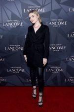 Meg Donnelly @ Lancôme x Vogue L'Absolu Ruby Holiday Event at Raspoutine