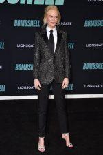Nicole Kidman In  Saint Laurent @ The 'Bombshell' LA Screening
