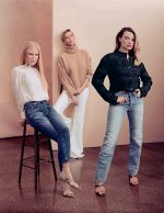 Nicole Kidman, Charlize Theron & Margot Robbie  Covers  ELLE Italy  December Issue
