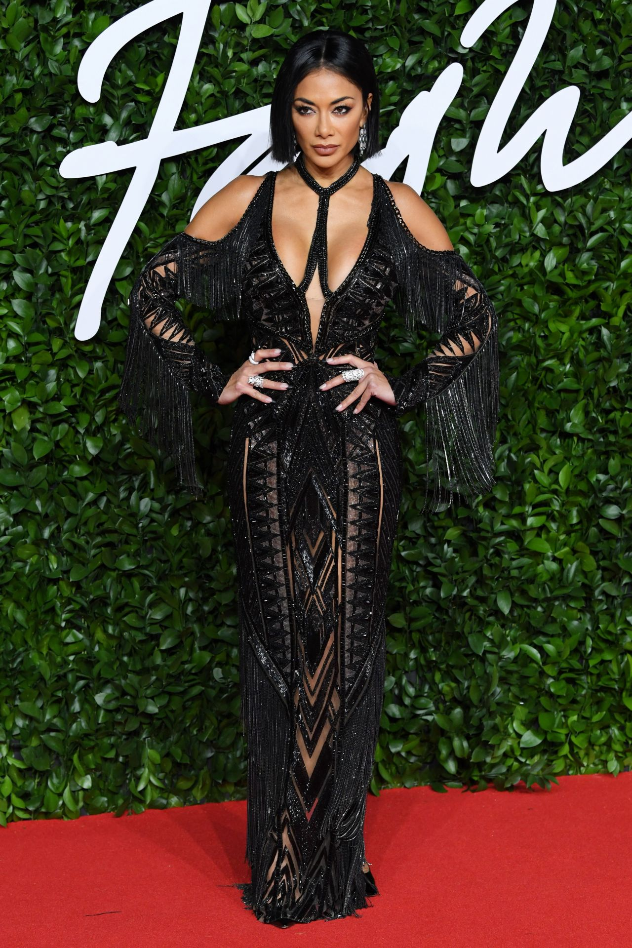 nicole-scherzinger-in-julien-macdonald-2019-british-fashion-council-awards