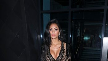 nicole-scherzinger-in-julien-macdonald-the-x-factor-celebrity-in-london