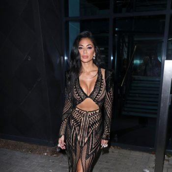 nicole-scherzinger-in-julien-macdonald-the-x-factor-celebrity-in-london