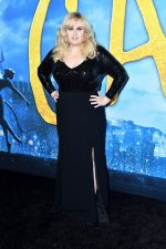 "Rebel Wilson  In Eloquii  Gown @ ""Cats"" World Premiere In New York"