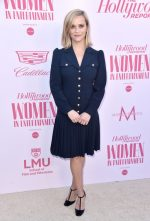 Reese Witherspoon In  Michael Kors @ 2019 Hollywood Reporter's Women In Entertainment Breakfast Gala