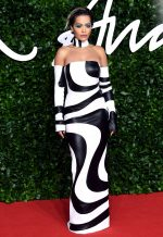 Rita Ora  In 16Arlington Gown @  2019  British  Fashion Awards