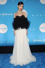 Sofia Carson In  Giambattista Valli Haute Couture @  2019 UNICEF Snowflake Ball