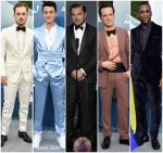2020 SAG Awards Menswear