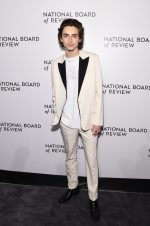 Timothée Chalamet  In Stella McCartney  @ 2020 National Board of Review Annual Awards Gala