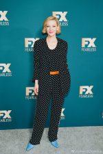 Cate Blanchett In  Haider Ackermann  @  FX Network's 2020 TCA Press Tour