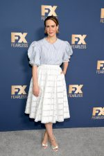 Sarah Paulson In  Miu Miu  @ FX Network's 2020 TCA Press Tour