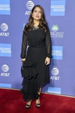 Salma Hayek In Gucci @ 2020 Palm Springs International Film Festival Film Awards Gala