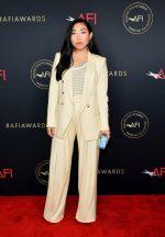 Awkwafina In Veronica Beard @  2020 AFI Awards