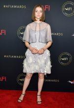 Thomasin McKenzie In Prada @  2020 AFI Awards