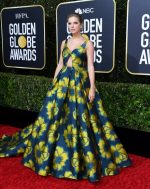 Taylor Swift In Etro Couture @ 2020 Golden Globe Awards