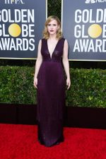 Rachel Brosnahan  In Michael Kors  @ 2020 Golden Globe Awards