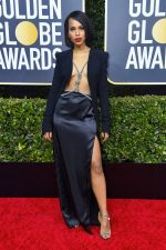 Kerry Washington In Altuzarra @ 2020 Golden Globe Awards