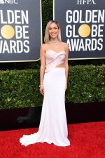 Kristin  Cavallari  In Cristina Ottaviano @ 2020 Golden Globe Awards