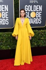 Zoey Deutch In Fendi Couture @ 2020 Golden Globe Awards