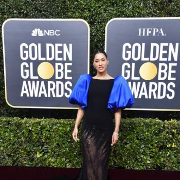 janina-gavanka-in-georges-chakra-2020-golden-globe-awards